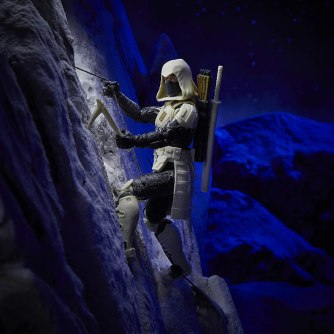 G.I.Joe Classified Arctic Mission Storm Shadow - Surveillance Port 07