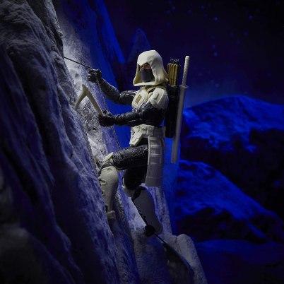G.I.Joe Classified Arctic Mission Storm Shadow - Surveillance Port 07
