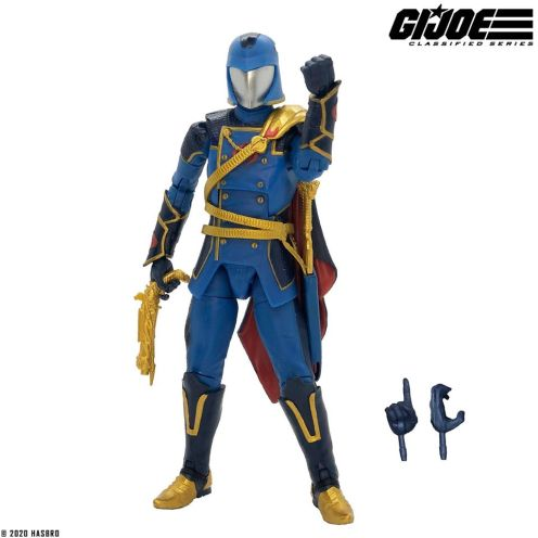G.I.Joe Classified Cobra Commander Regal Variant - Surveillance Port 01