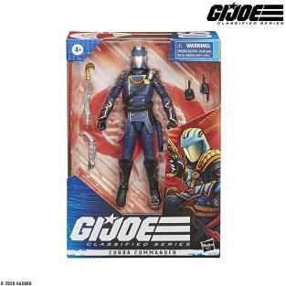 G.I.Joe Classified Cobra Commander - Surveillance Port 01