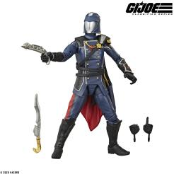 G.I.Joe Classified Cobra Commander - Surveillance Port 02