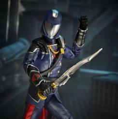 G.I.Joe Classified Cobra Commander - Surveillance Port 02