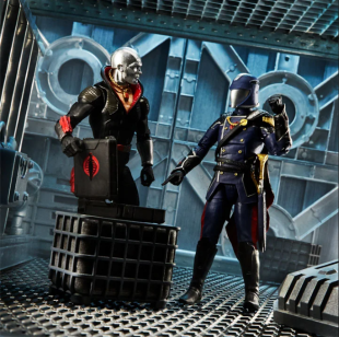 G.I.Joe Classified Cobra Commander - Surveillance Port 03