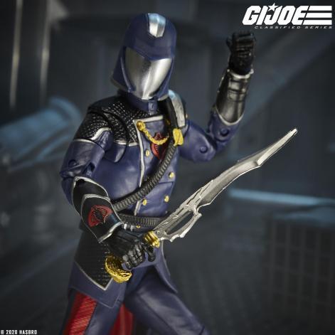 G.I.Joe Classified Cobra Commander - Surveillance Port 04