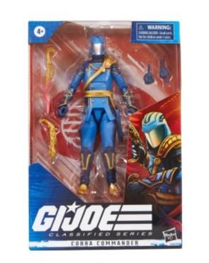 G.I.Joe Classified Exclusive Cobra Commander - Surveillance Port 01