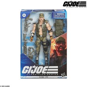 G.I.Joe Classified Gung Ho - Surveillance Port 01