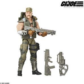 G.I.Joe Classified Gung Ho - Surveillance Port 02