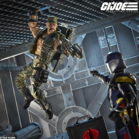 G.I.Joe Classified Gung Ho - Surveillance Port 03