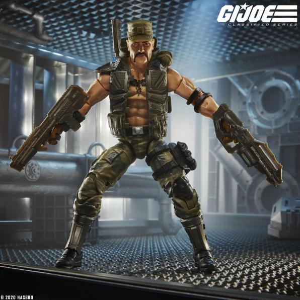 G.I.Joe Classified Gung Ho - Surveillance Port 04