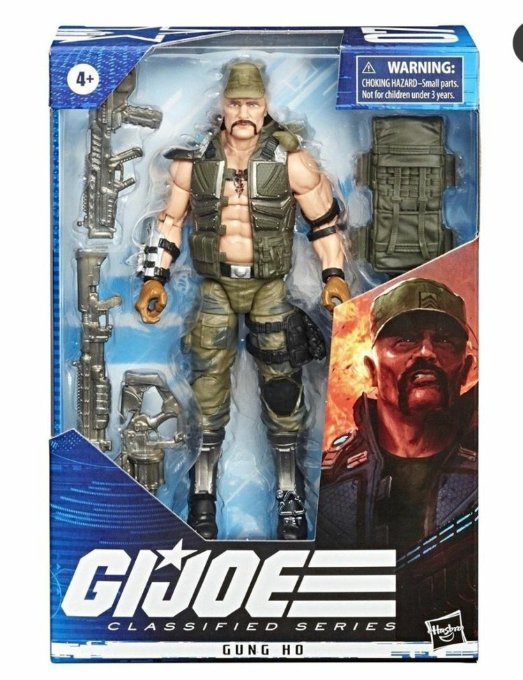 G.I.Joe Classified Gung Ho - Surveillance Port