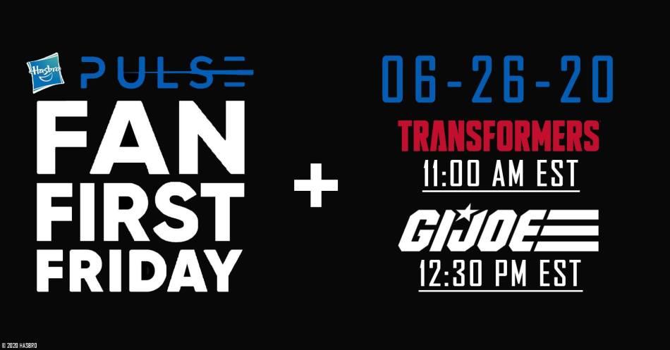 Hasbro Pulse GI Joe Fan First Friday June 26 - Surveillance Port