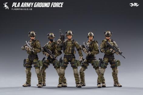 Joy Toy Pla Army Ground Force - Surveillance Port 04