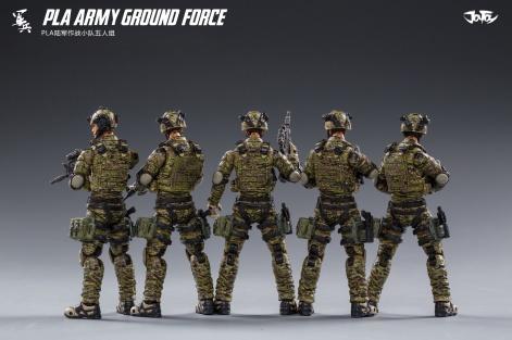 Joy Toy Pla Army Ground Force - Surveillance Port 05