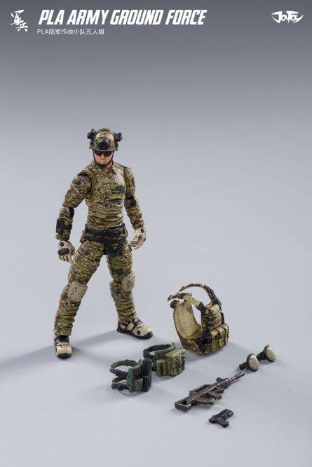 Joy Toy Pla Army Ground Force - Surveillance Port 06