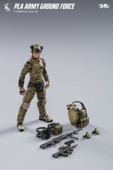 Joy Toy Pla Army Ground Force - Surveillance Port 08