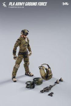 Joy Toy Pla Army Ground Force - Surveillance Port 09