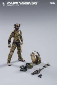 Joy Toy Pla Army Ground Force - Surveillance Port 10