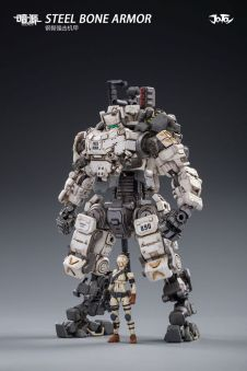 Joy Toy Steel Bone Armor Female Pilot - Surveillance Port 01