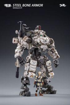 Joy Toy Steel Bone Armor Female Pilot - Surveillance Port 02