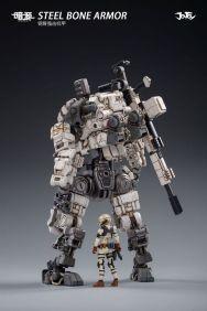 Joy Toy Steel Bone Armor Female Pilot - Surveillance Port 03