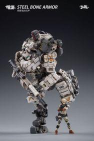 Joy Toy Steel Bone Armor Female Pilot - Surveillance Port 05