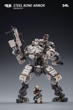 Joy Toy Steel Bone Armor Female Pilot - Surveillance Port 06