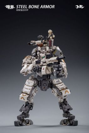 Joy Toy Steel Bone Armor Female Pilot - Surveillance Port 07