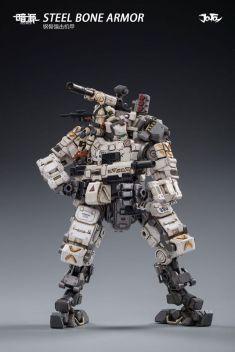 Joy Toy Steel Bone Armor Female Pilot - Surveillance Port 08