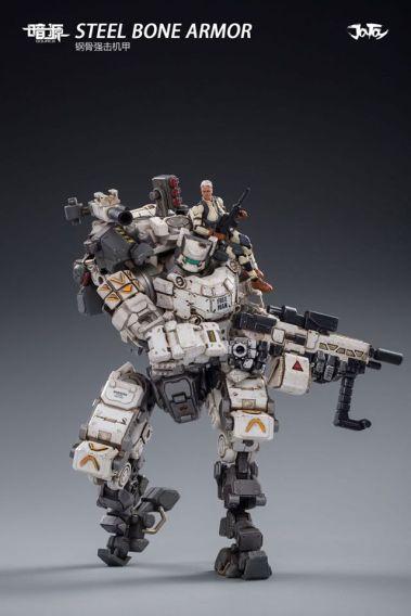 Joy Toy Steel Bone Armor Female Pilot - Surveillance Port 10