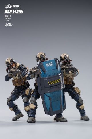 Joy Toy WAR STARS series 8th Army Indigo Squad - Surveillance Port 02