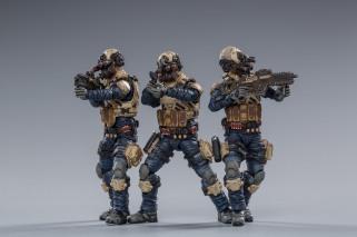 Joy Toy WAR STARS series 8th Army Indigo Squad - Surveillance Port 03
