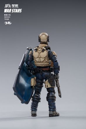 Joy Toy WAR STARS series 8th Army Indigo Squad - Surveillance Port 08