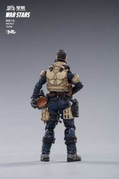 Joy Toy WAR STARS series 8th Army Indigo Squad - Surveillance Port 10