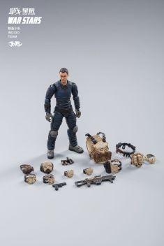 Joy Toy WAR STARS series 8th Army Indigo Squad - Surveillance Port 11