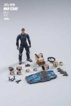 Joy Toy WAR STARS series 8th Army Indigo Squad - Surveillance Port 12