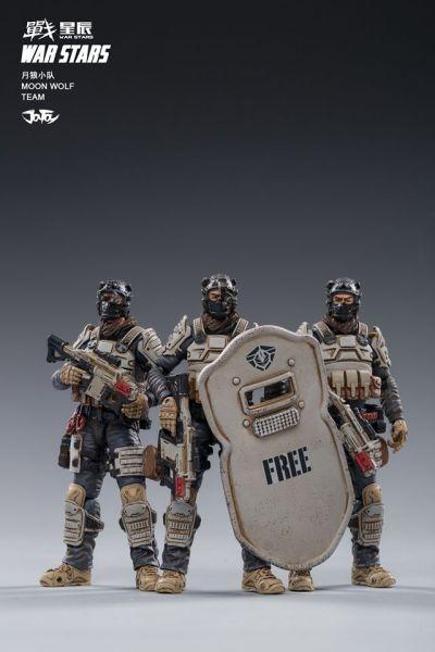 Joy War Stars Moon Wolf Team - Surveillance Port 01