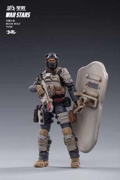Joy War Stars Moon Wolf Team - Surveillance Port 03