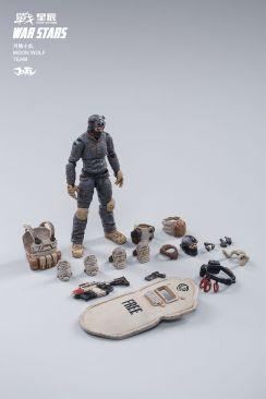 Joy War Stars Moon Wolf Team - Surveillance Port 09