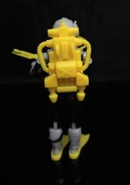 Black Major Toys 2020 Cobra Eel De Aco - Surveillance Port 03