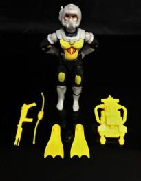 Black Major Toys 2020 Cobra Eel De Aco - Surveillance Port 04