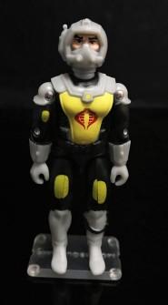 Black Major Toys 2020 Cobra Eel De Aco - Surveillance Port 05