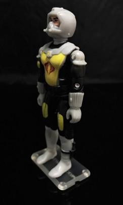 Black Major Toys 2020 Cobra Eel De Aco - Surveillance Port 06