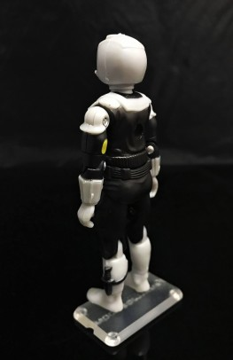 Black Major Toys 2020 Cobra Eel De Aco - Surveillance Port 08