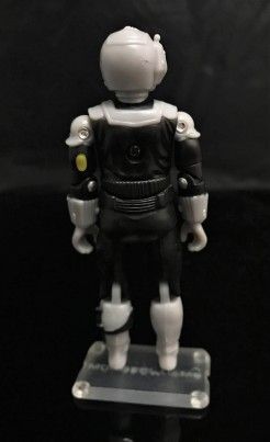 Black Major Toys 2020 Cobra Eel De Aco - Surveillance Port 09