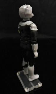Black Major Toys 2020 Cobra Eel De Aco - Surveillance Port 10