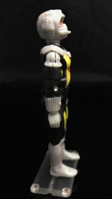 Black Major Toys 2020 Cobra Eel De Aco - Surveillance Port 11