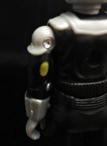 Black Major Toys 2020 Cobra Eel De Aco - Surveillance Port 17