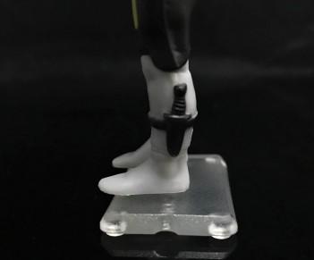 Black Major Toys 2020 Cobra Eel De Aco - Surveillance Port 18