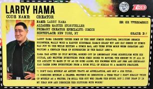 Fresh Monkey Fiction Larry Hama Action Figure - Surveillance Port 07