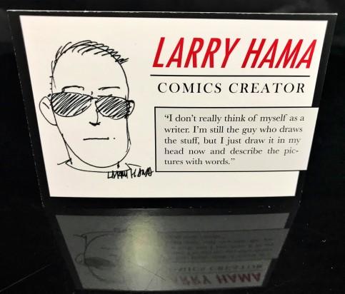 Fresh Monkey Fiction Larry Hama Action Figure - Surveillance Port 09